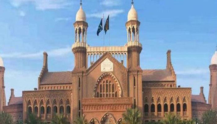 لاہور ہائیکورٹ،وزیر صحت یاسمین راشد سمیت فریقین کو نوٹس جاری
