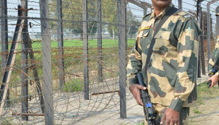 بھارتی بارڈر سیکورٹی فورسز کا آج اٹاری پر خصوصی پریڈ کا اعلان