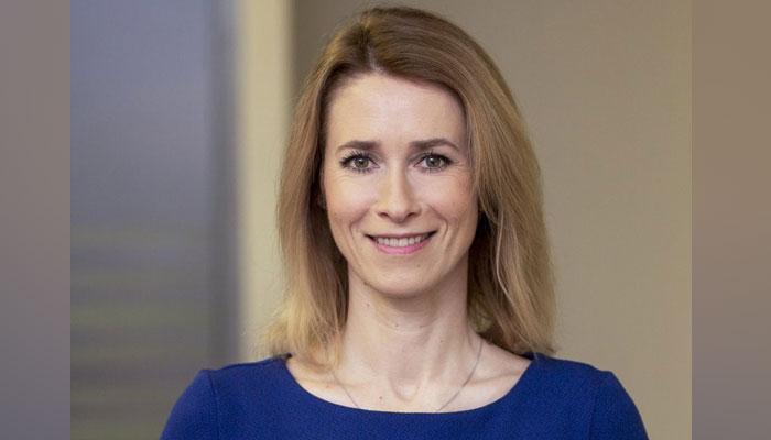اسٹونیا میں پہلی بار خاتون وزیراعظم منتخب