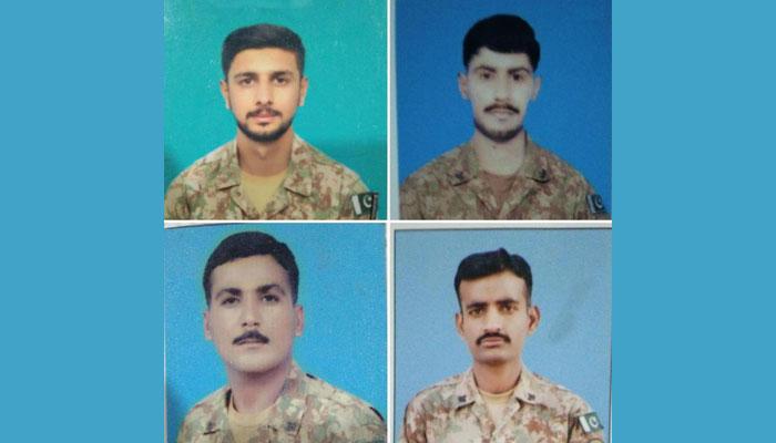 جنوبی وزیرستان، فوجی چیک پوسٹ پر دہشت گردوں کا حملہ، 4  جوان شہید، جوابی کارروائی میں4  حملہ آور ہلاک