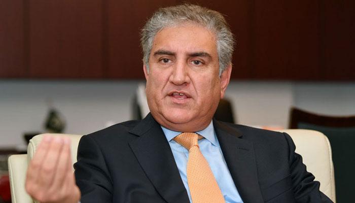 مصر کیساتھ 10  سال سے تعطل کا شکار تعلقات بحال ہوگئے، شاہ محمود
