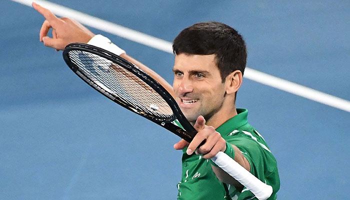 ان فٹ جوکووچ ٹینس سے وقفہ لیں گے