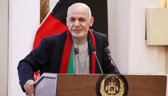 مستقبل کا فیصلہ افغان عوام کرینگے، افغانستان ویتنام نہیں، اشرف غنی