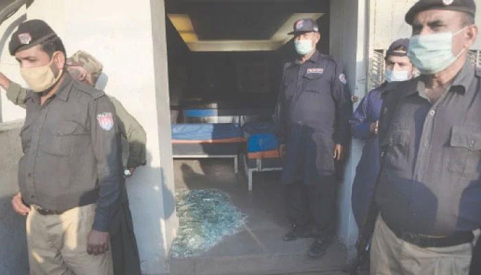 جیو، جنگ حملہ کیس میں گرفتار 13؍ملزمان عدالتی ریمانڈ پر جیل منتقل