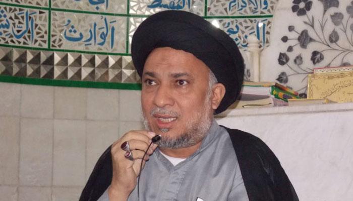 حضرت علیؑ جرت وبہادری میں اپنی مثال آپ تھے، مولانا عون نقوی