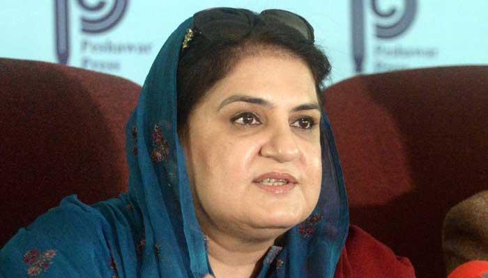 گورنر خیبرپختونخوا خواتین ڈریس کوڈ کےعلاوہ دیگر مسائل پر بھی توجہ دیں، روبینہ خالد