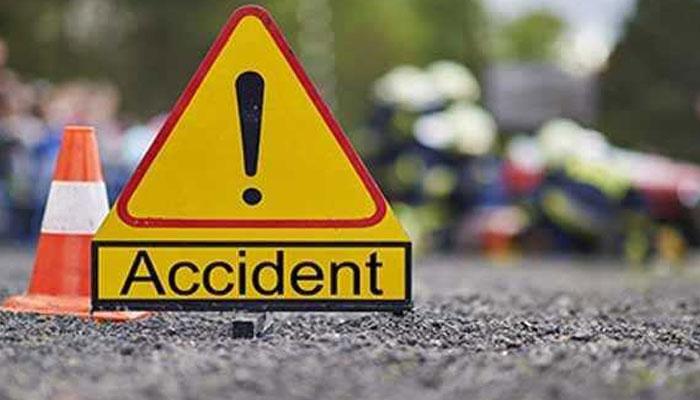 خیرپور، نواب وسان کی گاڑی کی موٹر سائیکل کو ٹکر، ایک شخص ہلاک