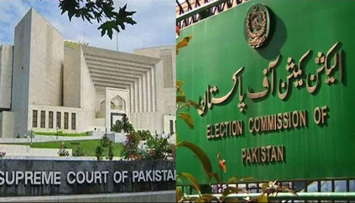 سپریم کورٹ نے الیکشن کمیشن کے اختیارات کی توثیق کر دی