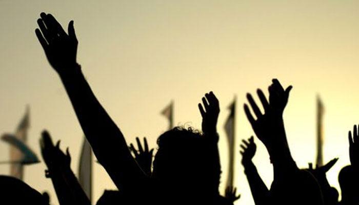 اورنگی نالے کے اطراف رہائشیوں کو بے گھر نہ کیا جائے، احتجاجی مظاہرہ