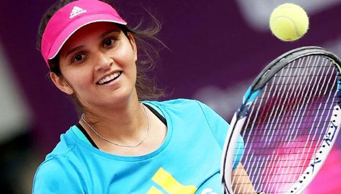 ثانیہ مرزا قطر ٹینس کے کوارٹر فائنل میں