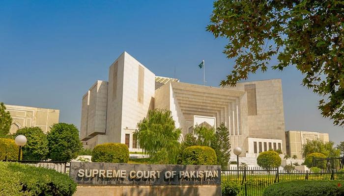 سپریم کورٹ، غیرقانونی طور پربنے وکلاء دفاتر اور عدالتیں گرانے کاحکم