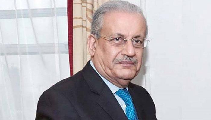حکومتی وفد کی الیکشن کمشنر سے ملاقات دباؤ ڈالنے کی کوشش ہے، رضا ربانی