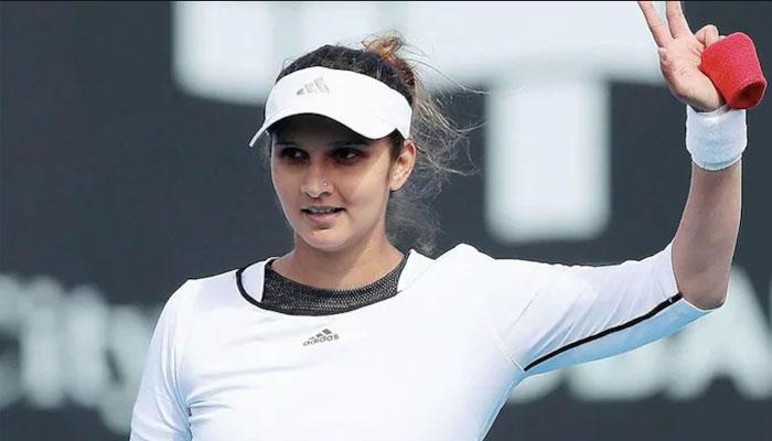قطر ٹینس ڈبلز، ثانیہ سیمی فائنل میں