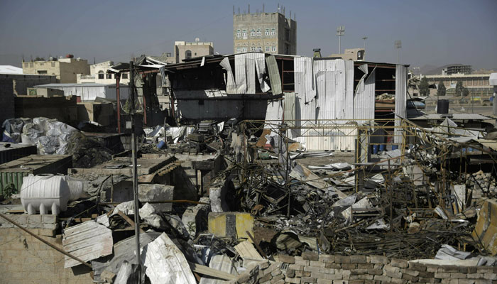 یمن میں شدید جھڑپیں، 58 حوثی 32 فوجی اور حمایت یافتہ قبائلی ہلاک