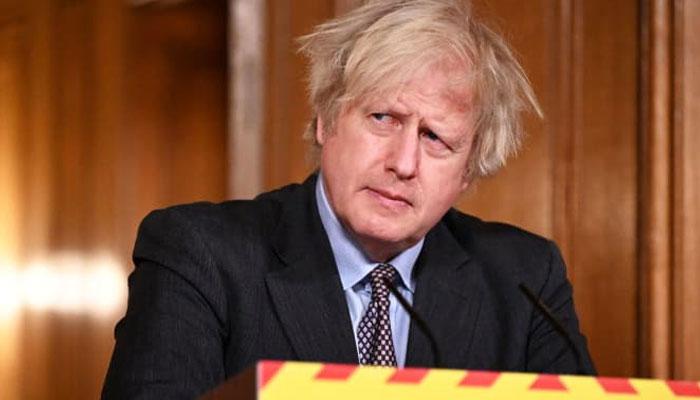 برطانیہ میں روڈ میپ کے مطابق لاک ڈاؤن پابندیوں میں نرمی ہوگی، بورس جانسن