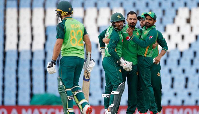 ورلڈ سپر لیگ، پاکستان دوسری پوزیشن پر