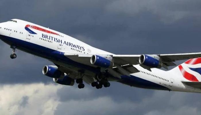 حیدرآباد کیلئے برٹش ایئرویز کی پرواز لندن سےاڑتے ہی فنی خرابی کا شکار، ہیتھرو ائیرپورٹ پر ہنگامی لینڈنگ