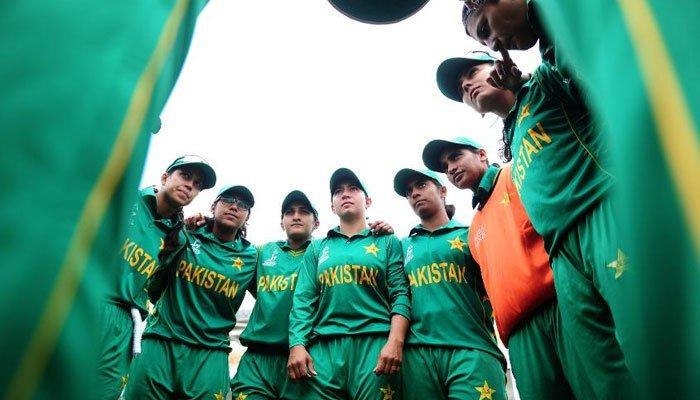 پاکستان اور سری لنکا میں خواتین کرکٹ سیریز کیلئے بات چیت