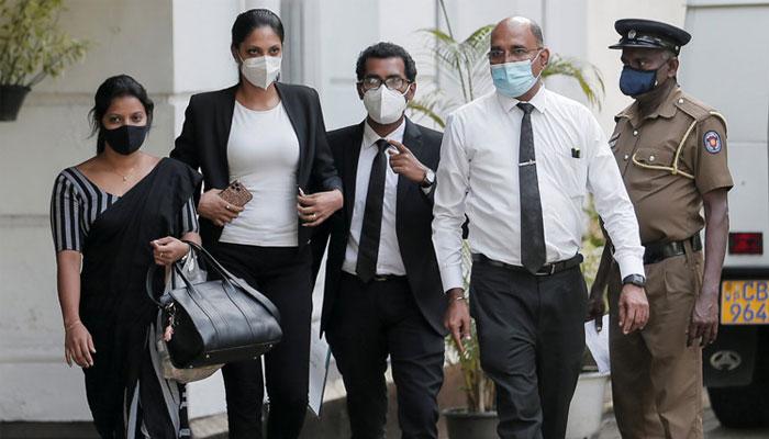 مقابلہ حسن کی فاتح سے تاج چھیننے کے جرم میں سابق مس سری لنکا گرفتار