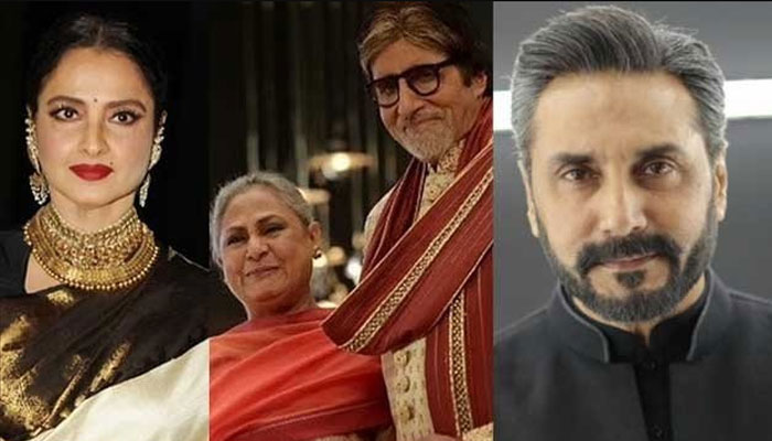 عدنان صدیقی کا امیتابھ بچن، جیا اور ریکھا کو خراج تحسین