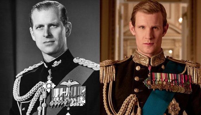 دی کراؤن شو میں آنجہانی پرنس فلپ کے کردار اور حقیقی پرنس کی شخصیت میں تضادات