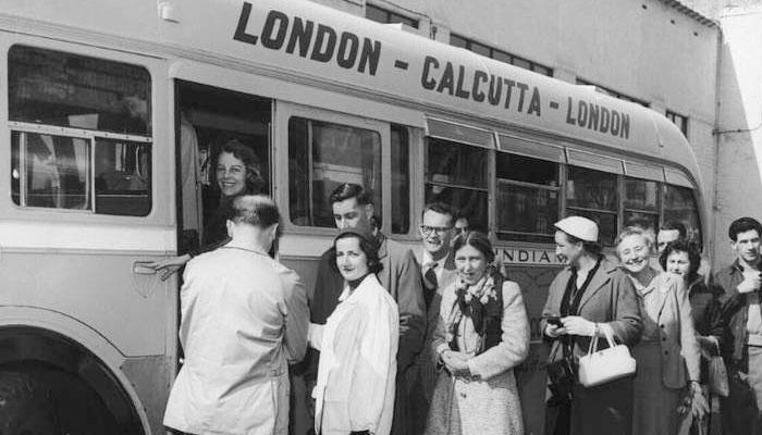 لندن سے کلکتہ، 32 ہزار کلو میٹر، 50 روز کا سفر، 85 پاؤنڈ کرایہ، ساڑھے پانچ دہائی قبل بس سروس کی روداد
