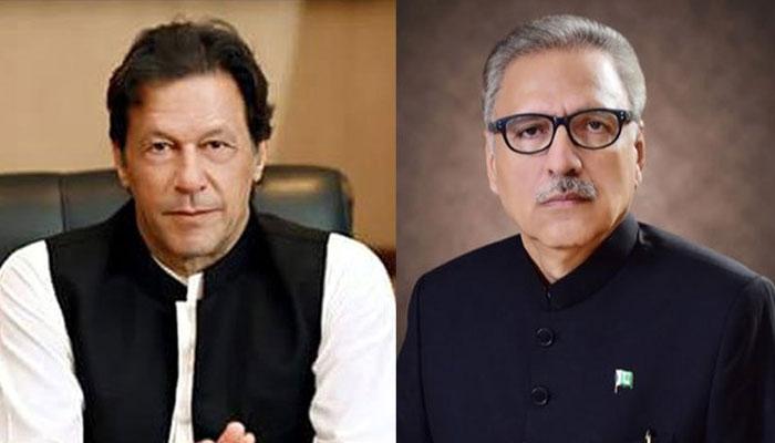 صدر اور وزیراعظم کا ضیاء شاہد کے انتقال پر اظہار تعزیت