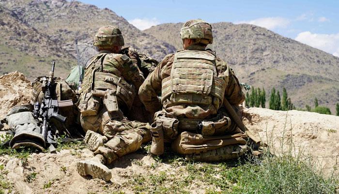 افغان فوجی بیس پر طالبان کا حملہ، 10اہلکار ہلاک