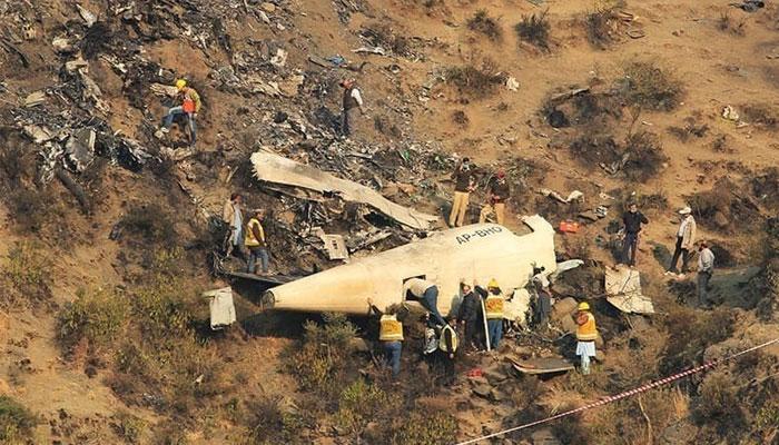 حویلیاں طیارہ حادثے کی رپورٹ کو سابق ڈپٹی چیف انجینئر نے جعلی قرار دیدیا