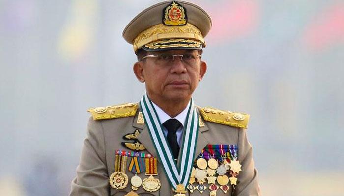 میانمار، فوجی حکومت کے سربراہ آسیان اجلاس میں شرکت کرینگے
