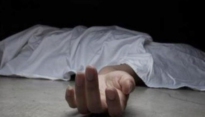 ابراہیم حیدری سے ایک شخص کی لاش ملی