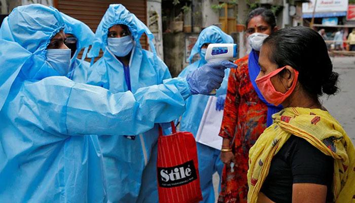 بھارت کا کورونا وائرس خطرناک،ریڈلسٹ والے ممالک میں شامل کیا جائے،امپریل کالج لندن کے پروفیسر کا انتباہ
