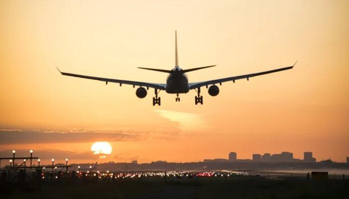 16 اپریل 2019 کی نسبت ہوائی ٹریفک 32 فیصد کم