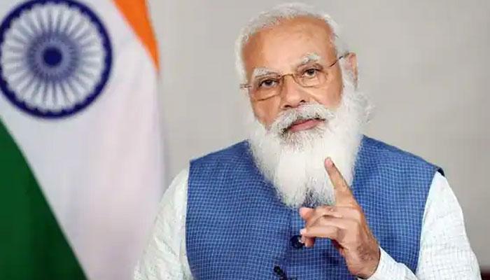 بھارت میں کورونا کی بدتر صورتحال کے باوجود جلسے پر مودی کو تنقید کا سامنا