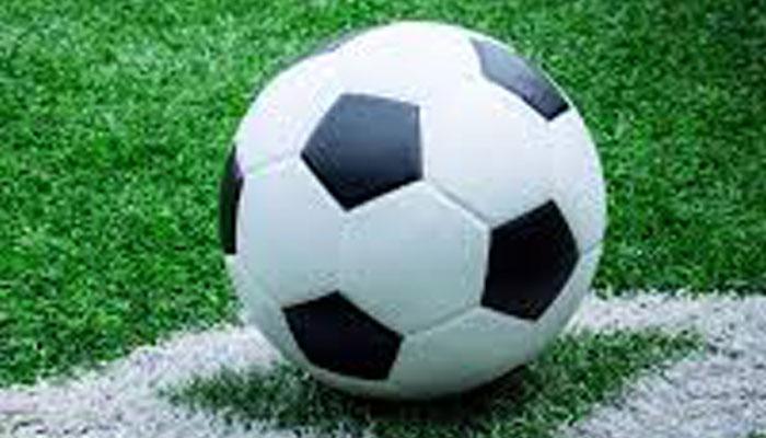 فٹبال ٹورنامنٹ کا افتتاحی میچ ڈرا