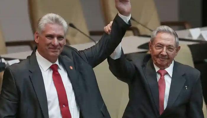کیوبا میں انتقال اقتدار، میگوئیل دیاز کانَیل نئے رہنما منتخب