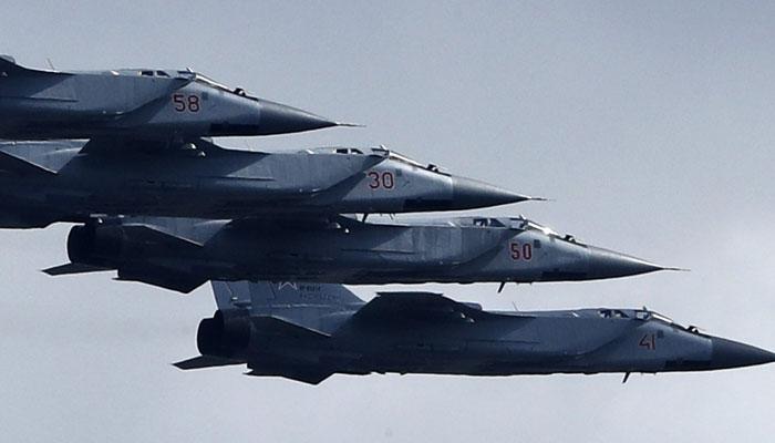 شام میں روسی طیاروں کی بمباری سے 200 افراد ہلاک، دہشتگردوں پر حملے کئے، ماسکو