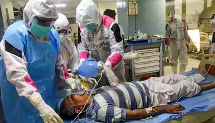 بھارت میں کورونا سونامی بن گیا،ایک دن میں مزید 3لاکھ مریض