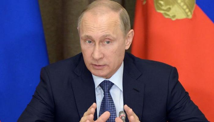 صدر پوٹن کا مغرب کو روسی معاملات میںمداخلت سے باز رہنے کا انتباہ