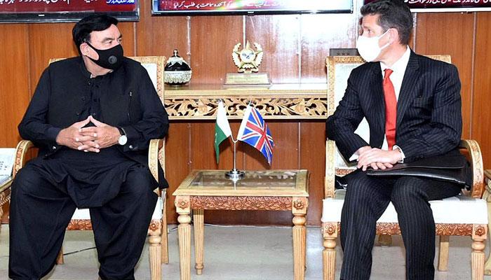 FATF کے معاملے پر برطانیہ پاکستان کی مکمل حمایت کریگا، برطانوی ہائی کمشنر
