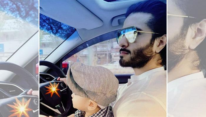 فیروز خان نے اپنے بیٹے سلطان کو سب سے بہترین دوست قرار دے دیا