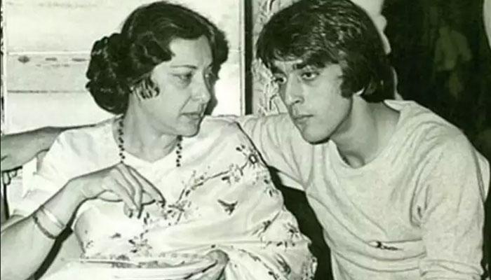 ماں کوئی ایسا دن نہیں گذرا جب میں نے آپ کو یاد نہ کیا ہو، سنجے دت کا نرگس کی برسی پر پیغام