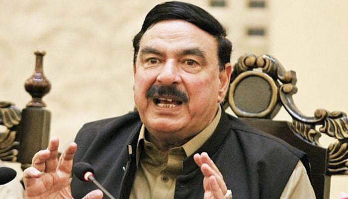 وزیر داخلہ شیخ رشید سے ہائیکورٹ بار راولپنڈی کے صدر سردار عبدالرازق کی ملاقات