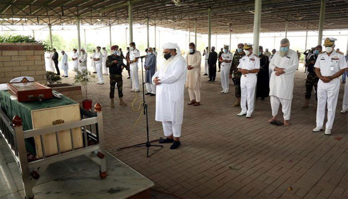 پاک بحریہ کے سابق سربراہ ایڈمرل کرامت رحمان نیازی انتقال کرگئے