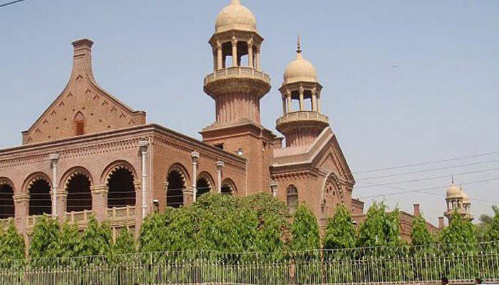 لاہور ہائیکورٹ، مبینہ جھوٹے بیان پر چیف سیکرٹری سےتحریری جواب طلب