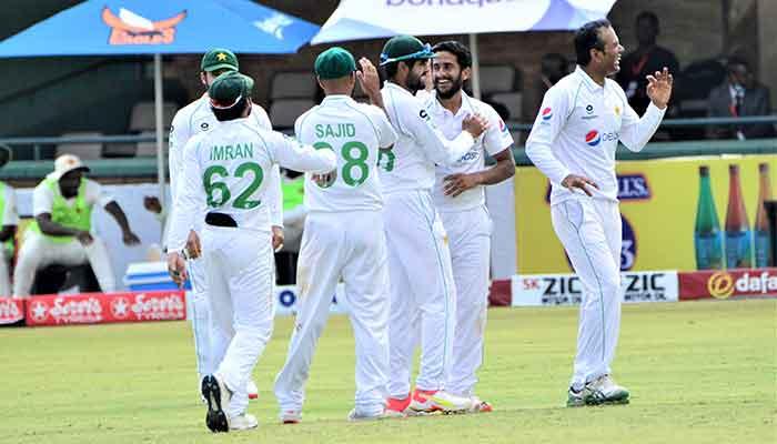 پاکستان اور زمبابوے کی دوسرے ٹیسٹ کیلئے تیاریاں جاری