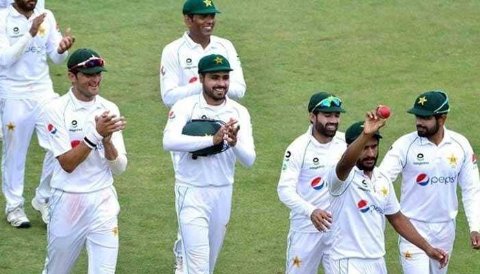 کرکٹ ٹیم کی 11مئی کو ہرارے سے چارٹرڈ فلائٹ پر لاہور آمد