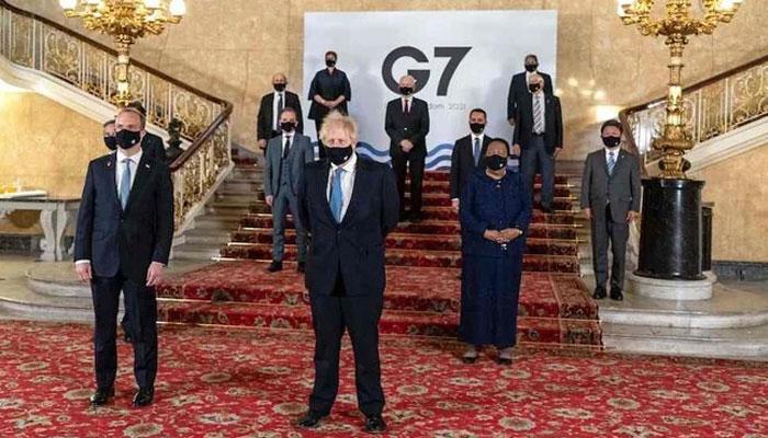 'جی 7' کا ایران سے دہری شہریت کےحامل قیدیوں کی رہائی کا مطالبہ