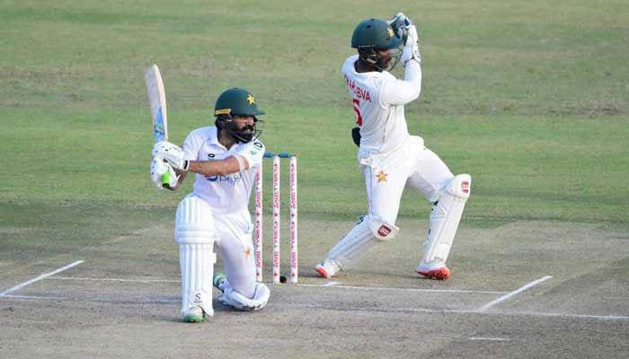 """""""پاکستان بمقابلہ زمبابوے"""" دوسرا ٹیسٹ آج 'جیوسوپر"""" سے براہ راست دیکھیں"""