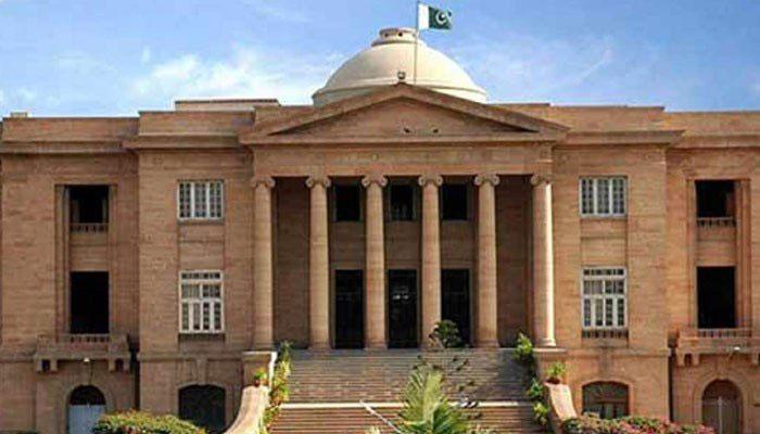 سندھ ہائیکورٹ، نالوں پر جاری تجاوزات کیخلاف آپریشن روکنے کا حکم